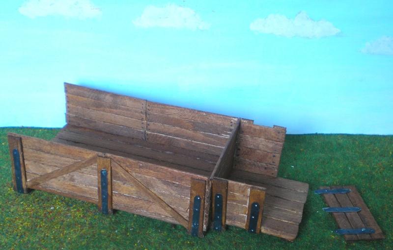 Eigenbau eines Chuck Wagons für Figurengröße 7 cm (Maßstab 1:24) 187b7b10