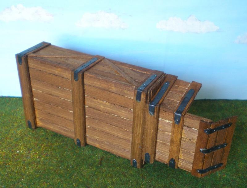 Eigenbau eines Chuck Wagons für Figurengröße 7 cm (Maßstab 1:24) 187b7c10