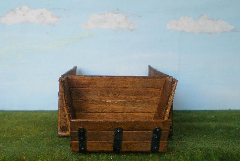 Eigenbau eines Chuck Wagons für Figurengröße 7 cm (Maßstab 1:24) 187b7c12