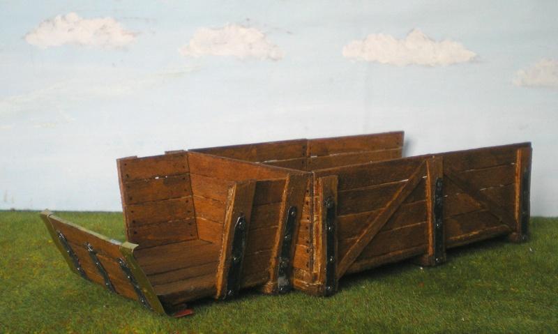Eigenbau eines Chuck Wagons für Figurengröße 7 cm (Maßstab 1:24) 187b7d12