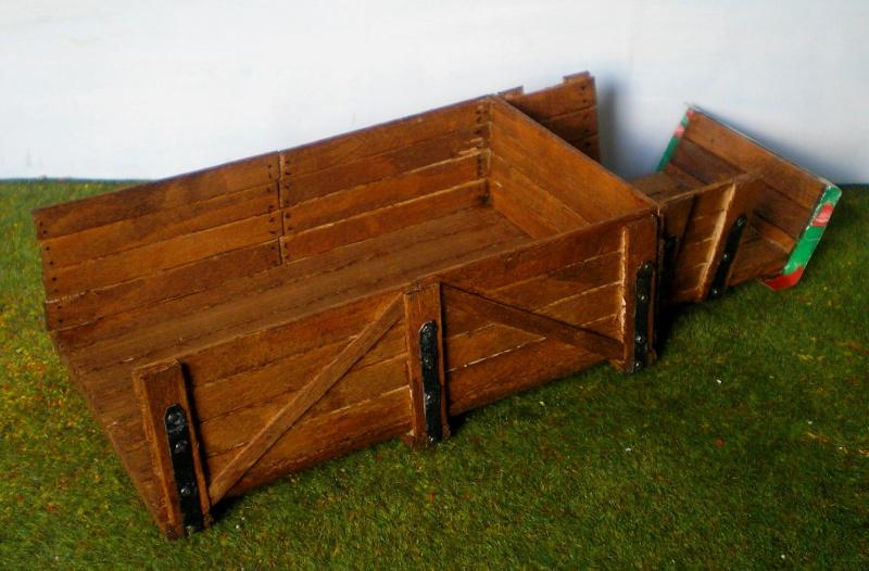 Eigenbau eines Chuck Wagons für Figurengröße 7 cm (Maßstab 1:24) 187b7d13