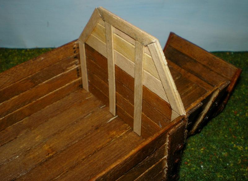 Eigenbau eines Chuck Wagons für Figurengröße 7 cm (Maßstab 1:24) 187c1d10