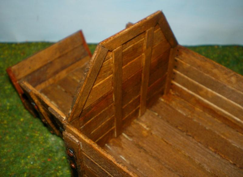 Eigenbau eines Chuck Wagons für Figurengröße 7 cm (Maßstab 1:24) 187c1e10