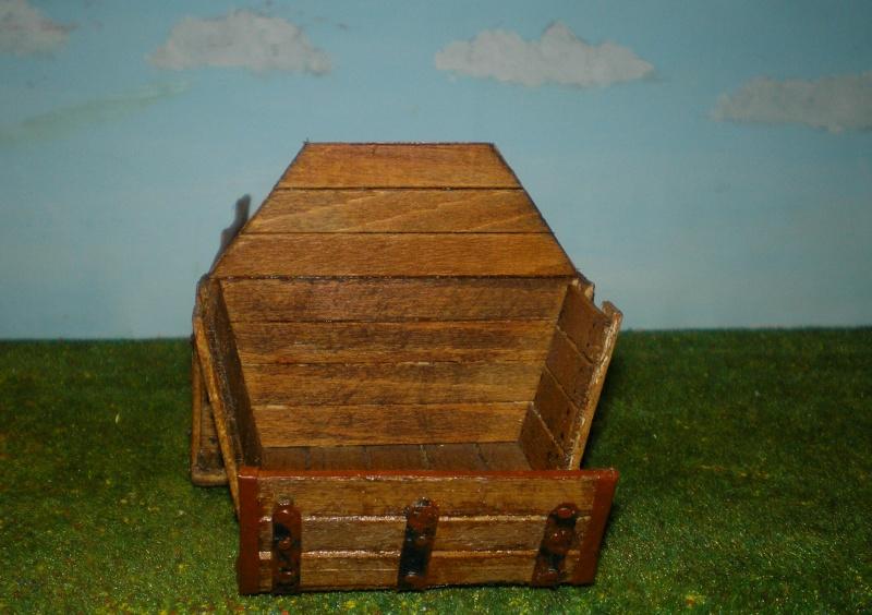 Eigenbau eines Chuck Wagons für Figurengröße 7 cm (Maßstab 1:24) 187c1e11