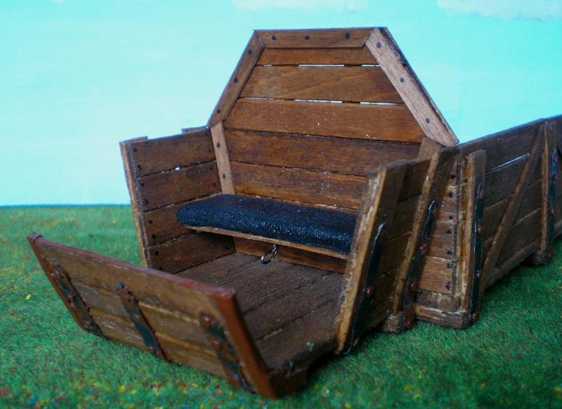 Eigenbau eines Chuck Wagons für Figurengröße 7 cm (Maßstab 1:24) 187c4c10