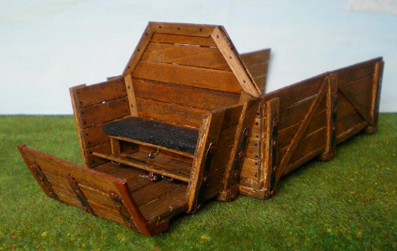 Eigenbau eines Chuck Wagons für Figurengröße 7 cm (Maßstab 1:24) 187c6a10