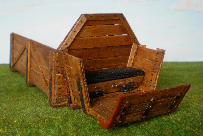 Eigenbau eines Chuck Wagons für Figurengröße 7 cm (Maßstab 1:24) 187c6c10