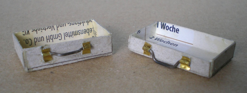 Eigenbau eines Chuck Wagons für Figurengröße 7 cm (Maßstab 1:24) 187c7b11