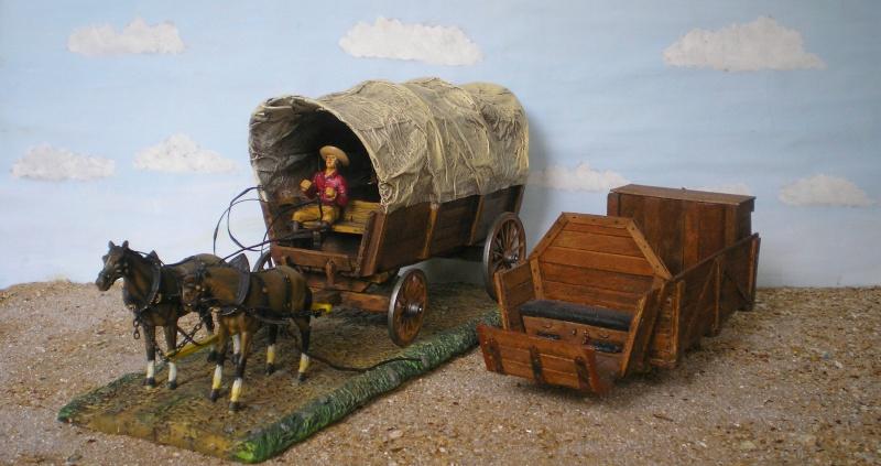 Eigenbau eines Chuck Wagons für Figurengröße 7 cm (Maßstab 1:24) 187d9a10