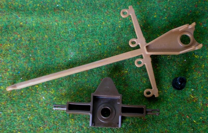 Bemalungen, Umbauten, Eigenbau - neue Fuhrwerke für meine Dioramen 190d1b10