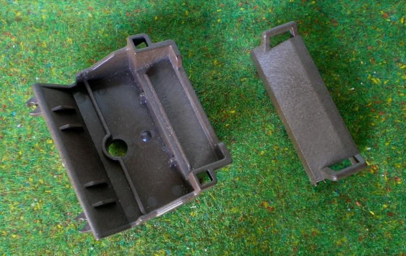 Bemalungen, Umbauten, Eigenbau - neue Fuhrwerke für meine Dioramen 190e1a10
