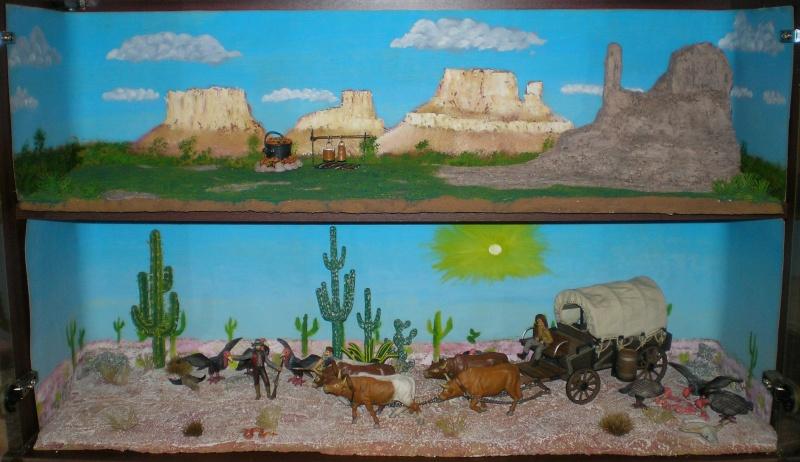 Western-Dioramen für 54 - 90 mm Figuren - Seite 3 20150711