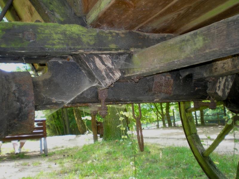 Eigenbau eines Chuck Wagons für Figurengröße 7 cm (Maßstab 1:24) Kychen10