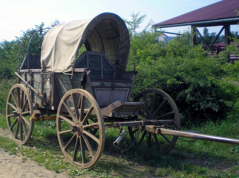 Eigenbau eines Chuck Wagons für Figurengröße 7 cm (Maßstab 1:24) Kychen11