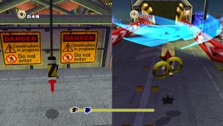 Les Coups Spéciaux Soniciens Sonic213