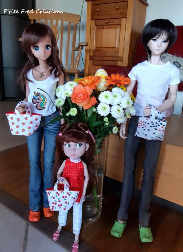 Yoko ma smart Doll Enbony Futaba - La chasse aux oeufs - Page 24 20190447