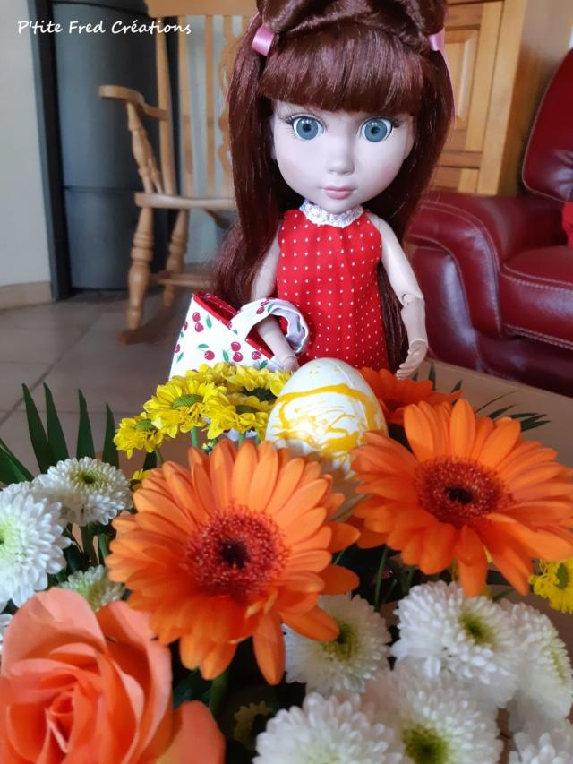 Yoko ma smart Doll Enbony Futaba - La chasse aux oeufs - Page 24 20190448