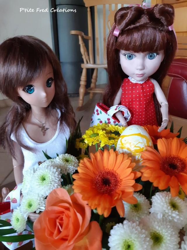 Yoko ma smart Doll Enbony Futaba - La chasse aux oeufs - Page 24 20190449