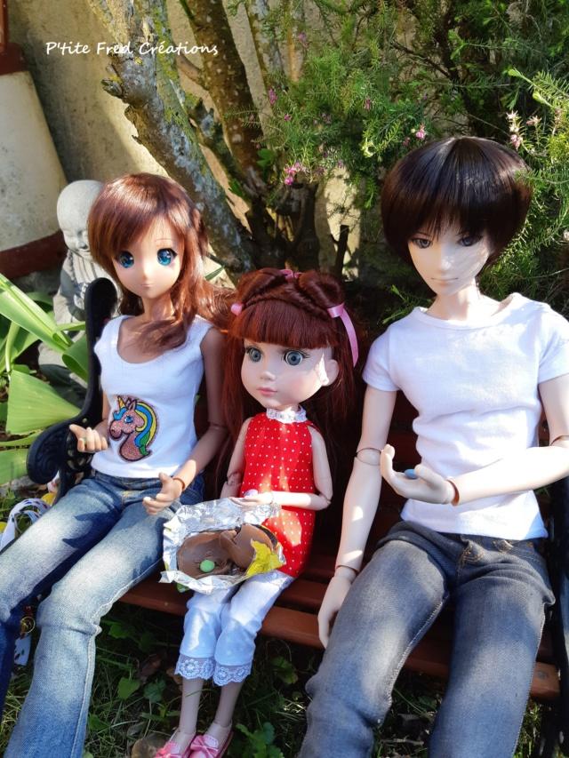 Yoko ma smart Doll Enbony Futaba - La chasse aux oeufs - Page 24 20190457
