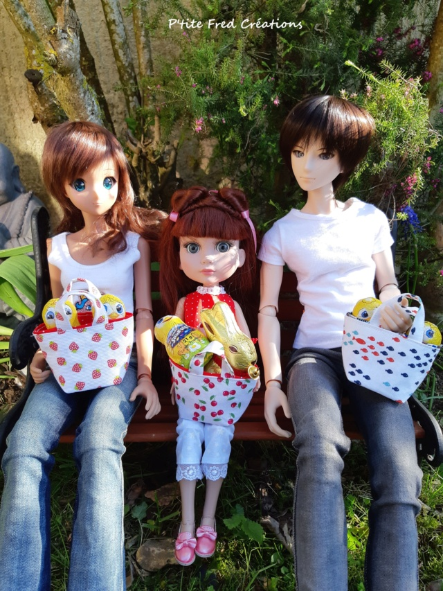 Yoko ma smart Doll Enbony Futaba - La chasse aux oeufs - Page 24 20190458