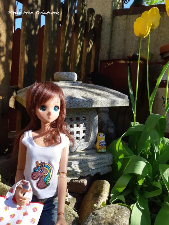Yoko ma smart Doll Enbony Futaba - La chasse aux oeufs - Page 24 20190459