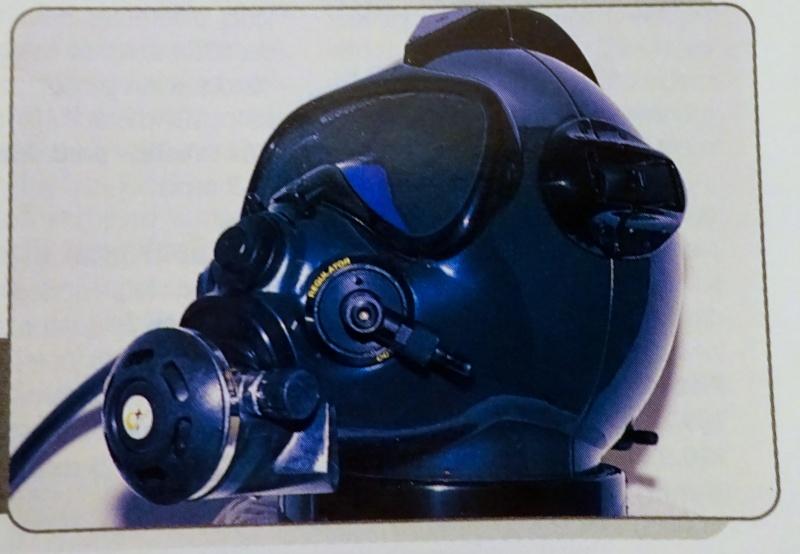 Olivier Isler et son casque, le XDH  Dsc02112