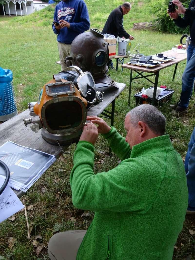 Tauchen in der Nähe von Neustadt - vintage meeting 2015 Dsc02121