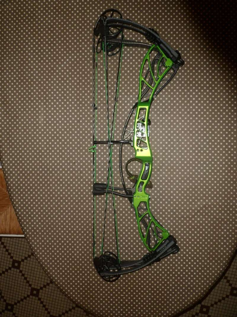 Mr Green est là!!! Xpedition Archery PERFEXION 2015 et DefCon Red 2016 Sam_2911