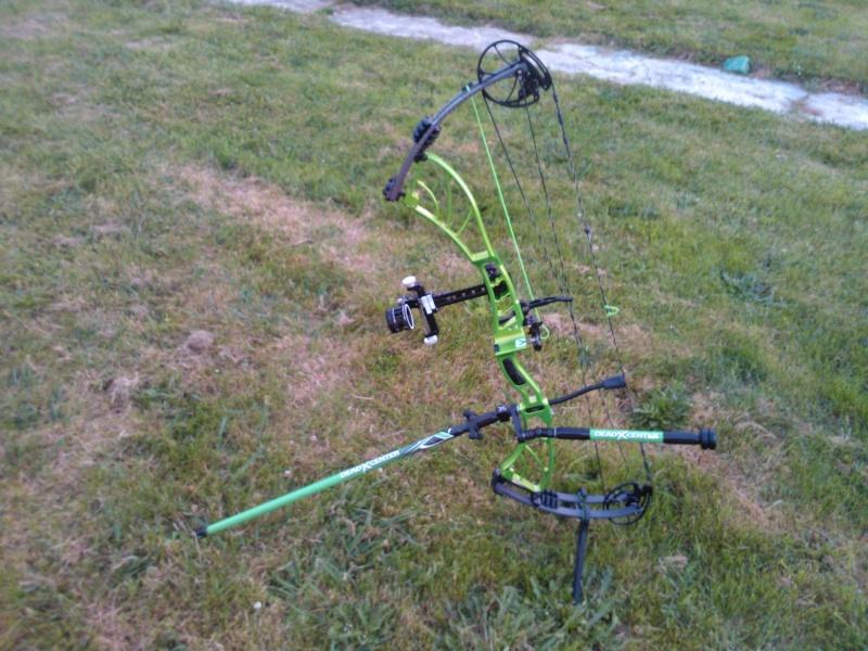 Mr Green est là!!! Xpedition Archery PERFEXION 2015 et DefCon Red 2016 Wp_00210