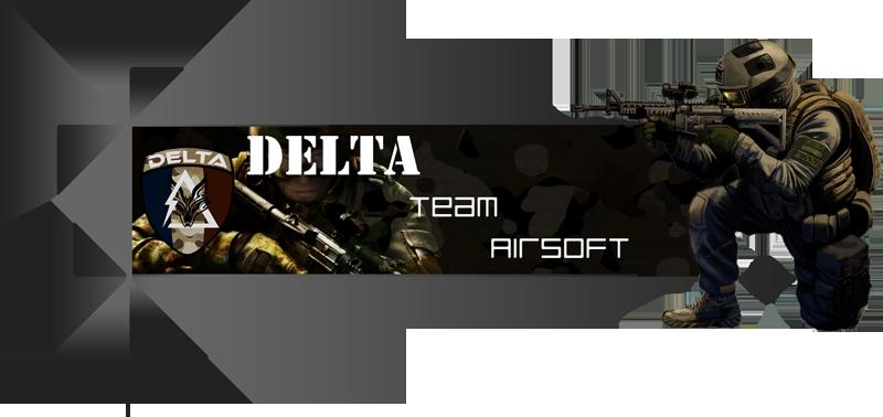 Bienvenue chez les DELTA - Team d'Airsoft