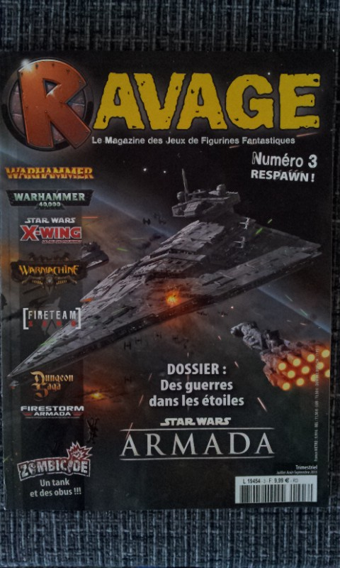 RAVAGE Respawn 20150748