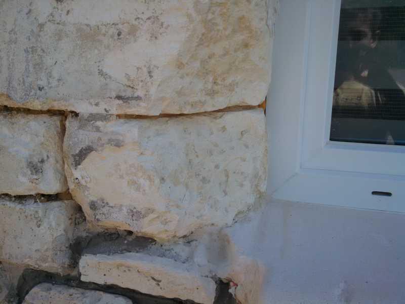 comment reparer pierre en craie ? A_vend10
