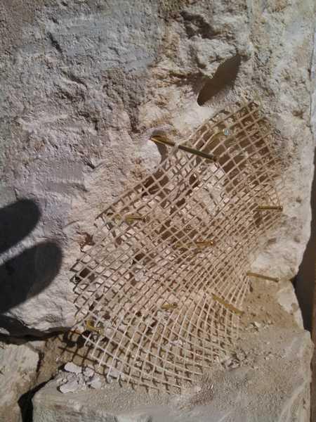 comment reparer pierre en craie ? A_vend12