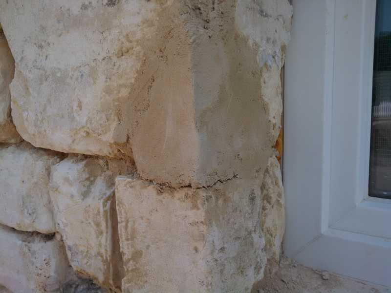 comment reparer pierre en craie ? A_vend14