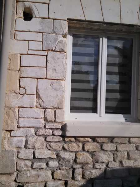 comment reparer pierre en craie ? A_vend17