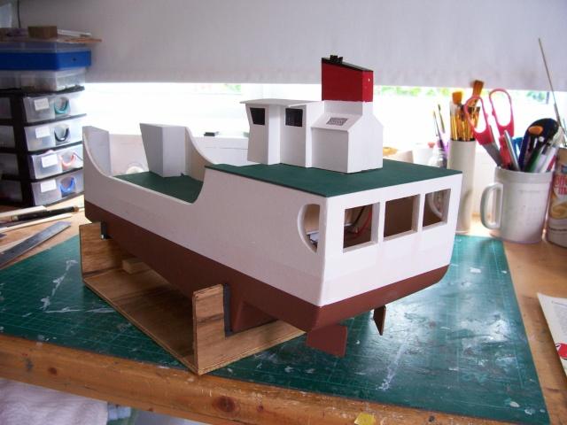 Calmac Ferry  RUM 100_0878