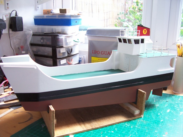 Calmac Ferry  RUM 100_0912