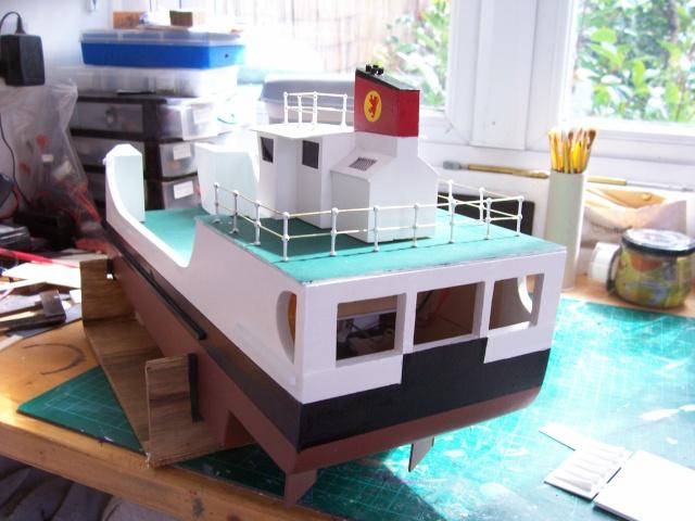 Calmac Ferry  RUM 100_0913