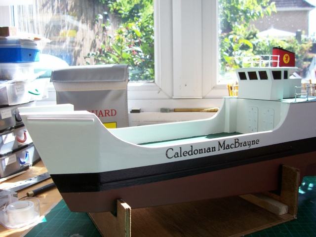 Calmac Ferry  RUM 100_0914