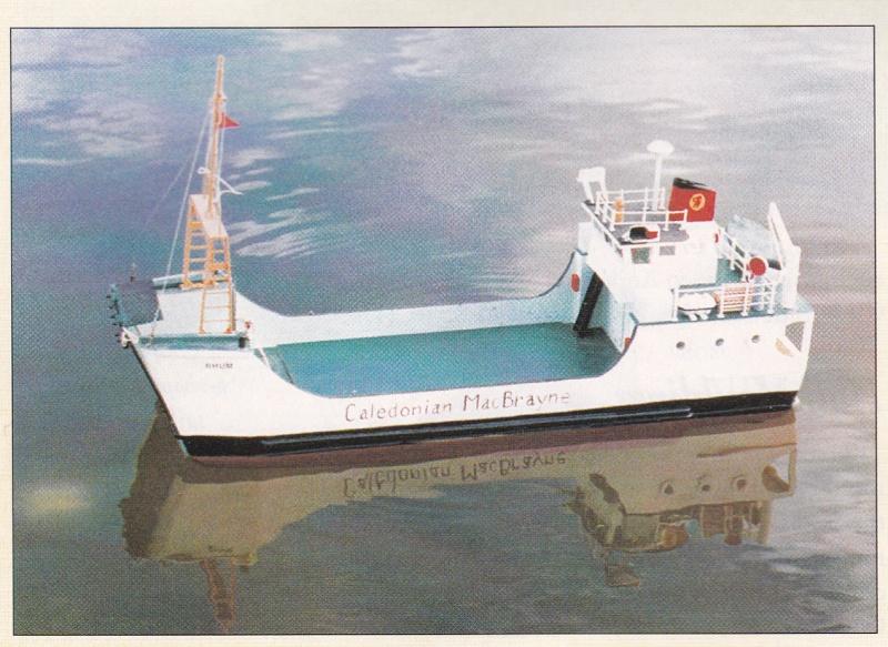 Calmac Ferry  RUM Rum11