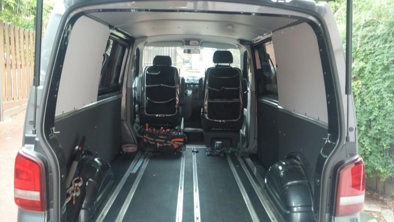 VENDU - Transporter 5 places  140 cv dsg7 toit HILO  20150714