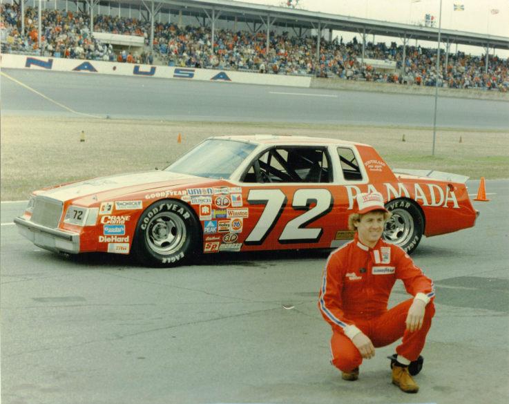 NASCAR BUICK RAMADA #72 Rusty Wallace '82 Rusty710