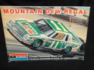 NASCAR BUICK RAMADA #72 Rusty Wallace '82 Sam_0010