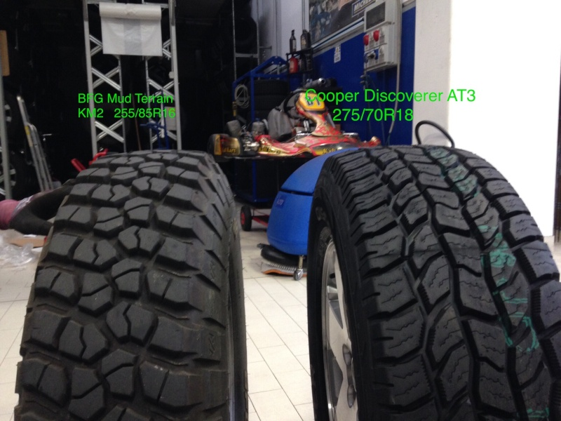 Gomme Cooper A/T3 - Pagina 2 Img_0110