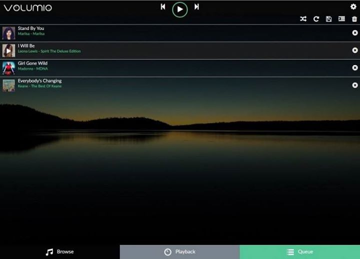 Mini music player / streamer 23319310