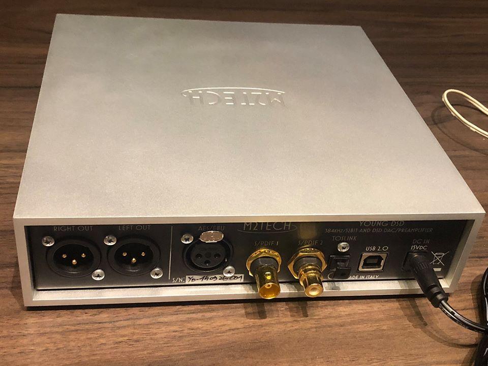 M2tech Yound DSD DAC 89072910