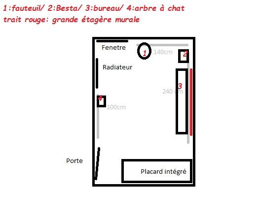 Aménager dans une même pièce plusieurs utilités Plan_c10
