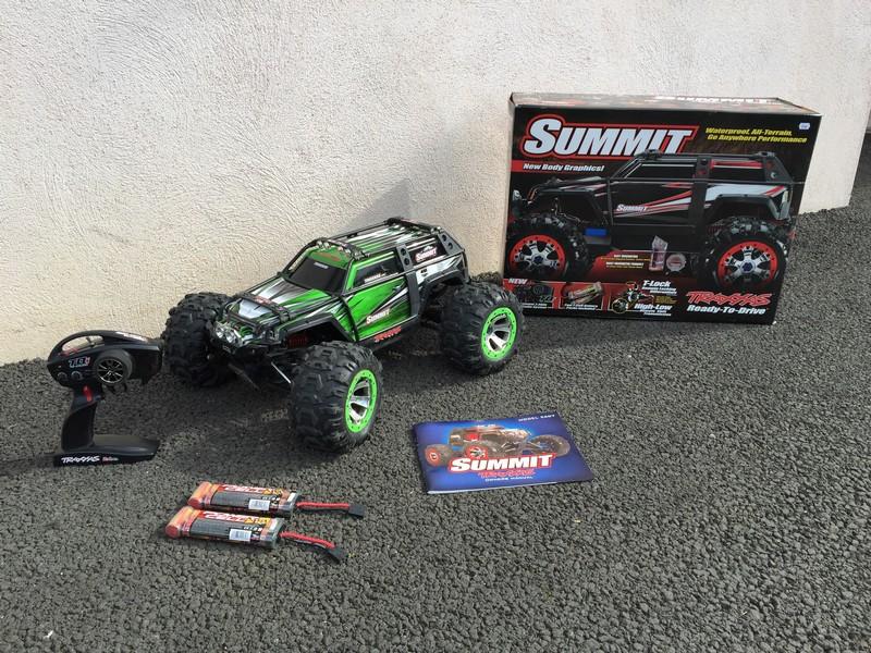 TRAXXAS SUMMIT 1/8 : summit réglé, prêt à rouler ! - Page 2 2e_sum10
