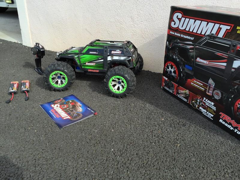 Mon nouveau jouet : Traxxas Summit 1/8 - réglé et prêt à rouler - Page 5 2e_sum11