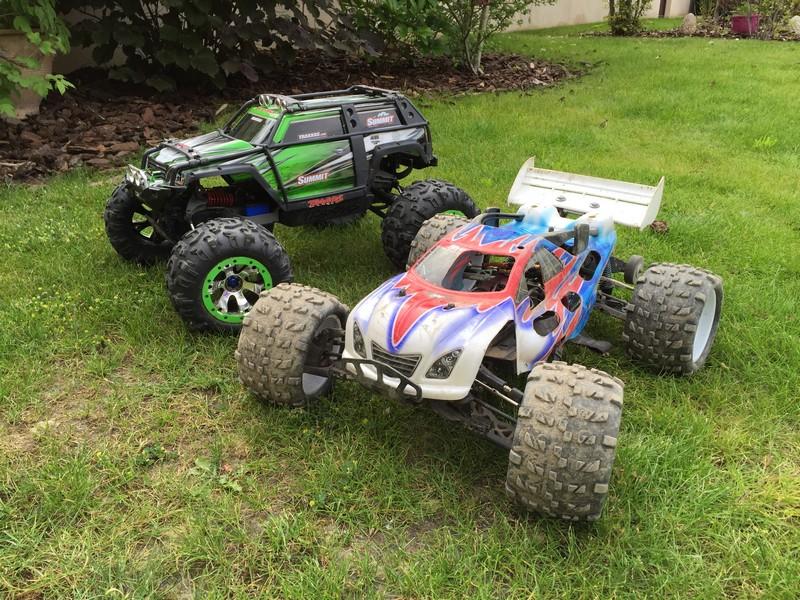 Mon nouveau jouet : Traxxas Summit 1/8 - réglé et prêt à rouler - Page 5 2e_sum17